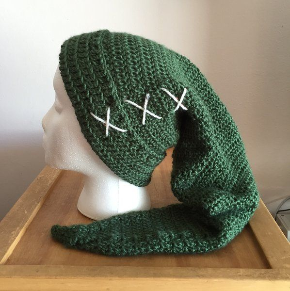 Legend of Zelda Link Tribute Crocheted Hat $30