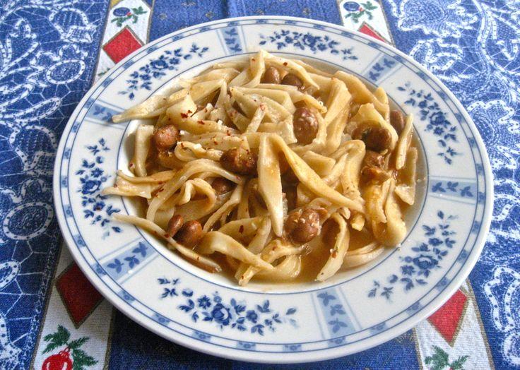 5th day of Christmas – Pasta e Fagioli | Kitchen Paradiso