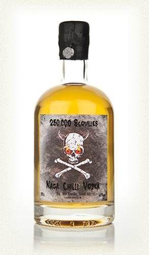 Their flaskcontains pepper vodka, their spirit of choice.