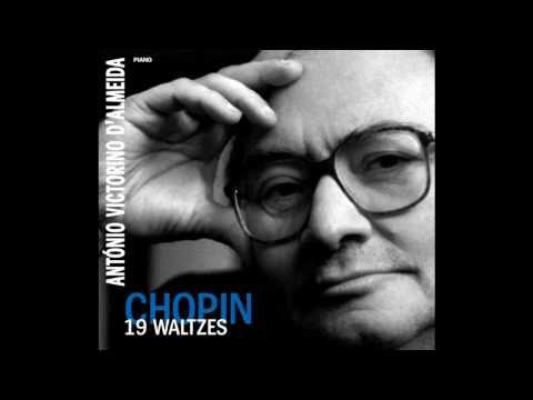 ▶ Chopin - 19 Waltzes - F major, Op. 34 n.3 - António Victorino D'Almeida.wmv - YouTube