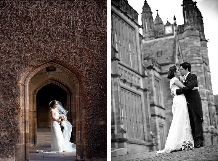 Cathedral veil sydney wedding photography sydney university wedding photos