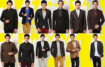 The best online shopping websites in India offer a wide assortment of branded blazers for men online including Raymond blazers, UCB blazers, and Giovani blazers. So whether its casual blazers, formal blazers or semi-formal jackets that you're looking for, you know where to shop them from.