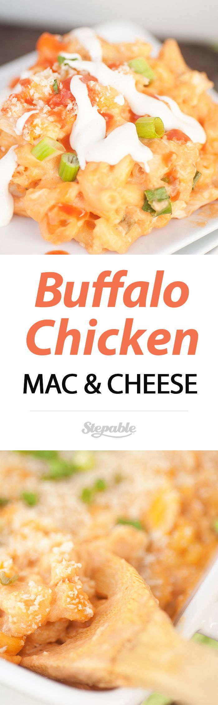 This is such an easy recipe that will shake up a boring dinner routine. I like to serve this with a drizzle of extra hot sauce and a hint of ranch dressing. So good!! @stepable #recipes