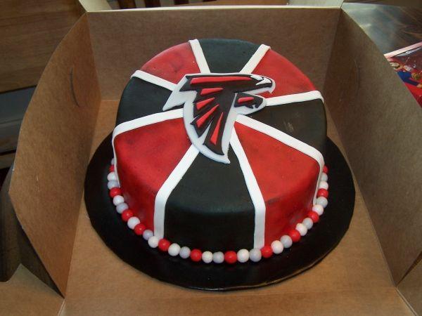 atlanta falcon grooms cakes | Atlanta Falcons Cake