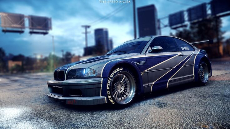 BMW M3 GTR E46 Deluxe Edition 2006 - Need for Speed 2015