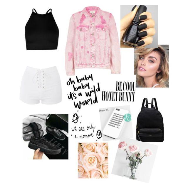 Wild child,summer evening😍😂#badgirlgoodgirlwhoknow#pinklady