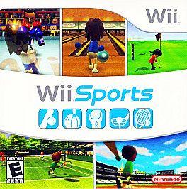 Wii Sports Wii, 2006 045496902322 | eBay