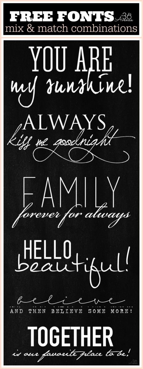 Hello beautiful Fonts Free Download