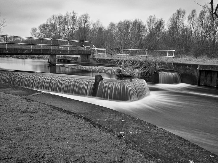 #black and white #black and white #bridge #dam #environment #flow #industry #landscape #light #outdoors #river #road #time lapse #trees #urban #water