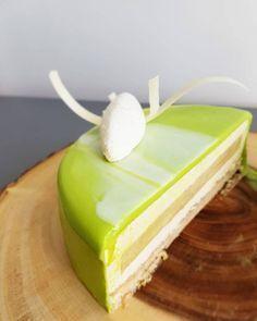 Moje Wypieki | Lustrzana glazura (polewa) do deserów i tortów