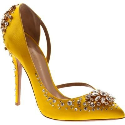 yellow & sparkle---- oh my!!!!