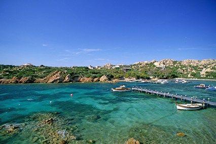 The Maddalena archipelago, off Sardinia's Costa Smeralda   Best islands in the Mediterranean (Condé Nast Traveller)