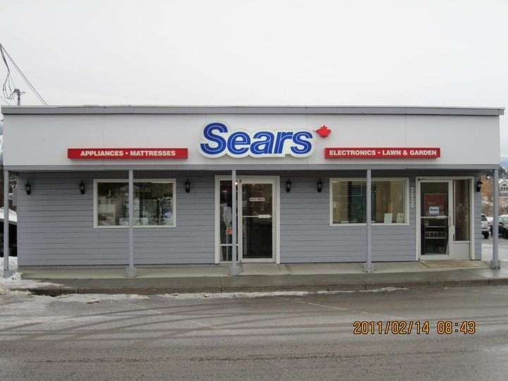 "Sears Outlet is sort of like the ""Scratch and Dent"" section where you can find deep discounts on discontinued products, returned merchandise, seasonal products and floor model appliances. Sears Outlet products are all covered by Sears Return Policy and 77%()."