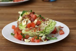 how to make a good salad with iceberg lettuce