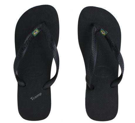 #HAVAIANAS BRASIL   http://tramp4.pl/mezczyzna/obuwie/sandaly_i_klapki/klapki_japonki_havaianas_brasil_preto.html