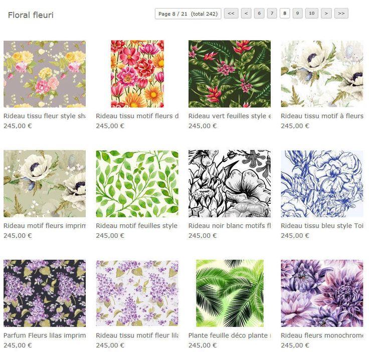 les 25 meilleures id es concernant rideau fleurs sur pinterest fleuri fleurs suspendues et. Black Bedroom Furniture Sets. Home Design Ideas