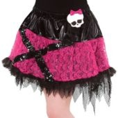 Girls Pink Monster High Tutu