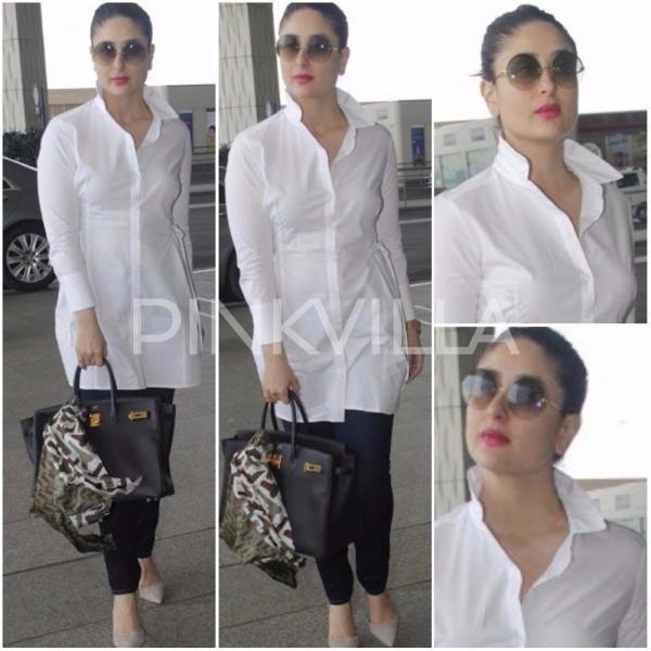 Fashion Faceoff: Kareena Kapoor Khan or Anushka Sharma, who wore the oversized white shirt better? | PINKVILLA