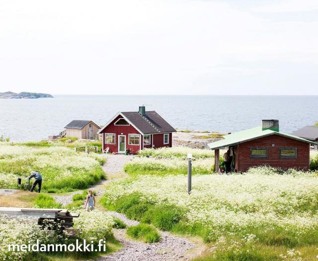 Jurmo on saariston karu paratiisi | Meidän Mökki