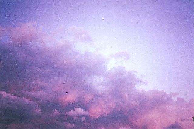 clouds aesthetic wallpaper - photo #35