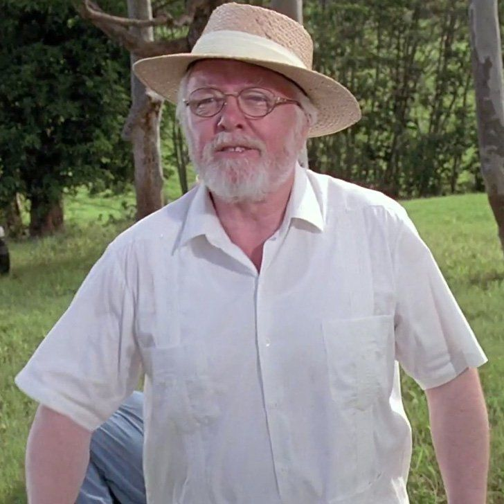 Pin for Later: Remember the Late Richard Attenborough With His Famous Line From Jurassic Park