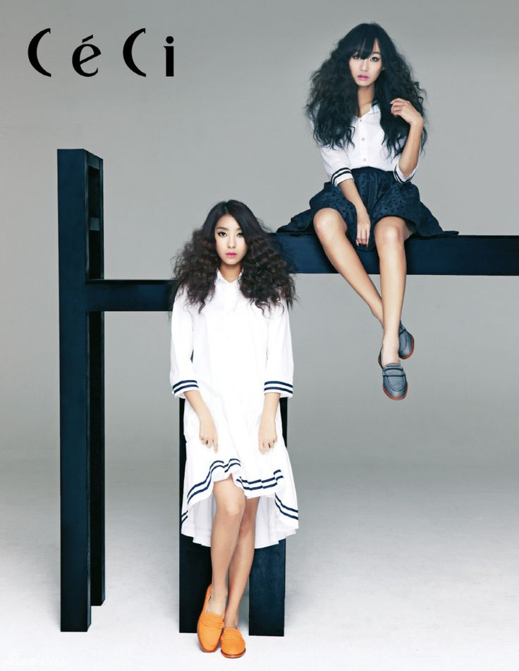 SISTAR19 // CeCi Korea // April 2013