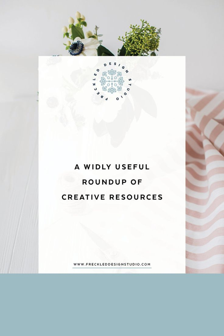 Click through to get a comprehensive roundup of creative resources for DIY creatives.