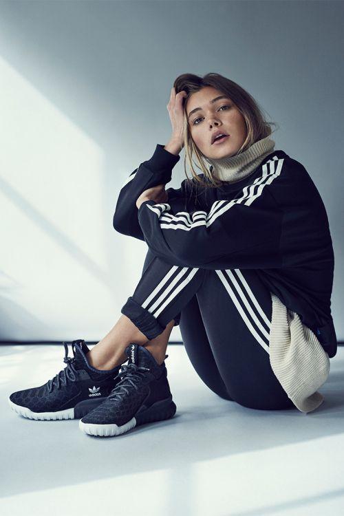 Les Adidas Tubular