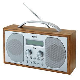 Buy Bush Wooden DAB Radio at Argos.co.uk, visit Argos.co.uk to shop online for Radios