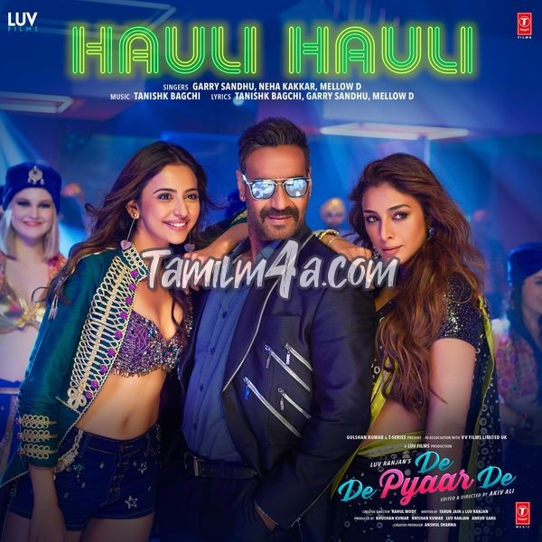 Hauli Hauli From De De Pyaar De 2019 Hindi Mp3 320kbps Download Itunes M4a New Song Download Mp3 Song Mp3 Song Download