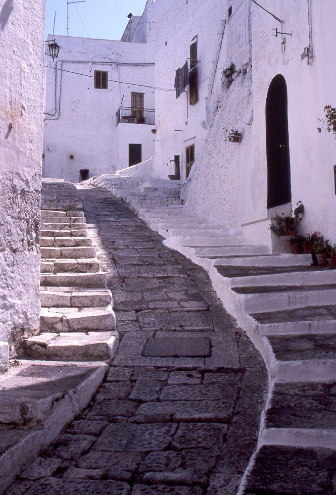 Ostoni, Puglia , Italy