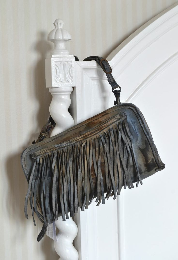 #caterinalucchi #fringe #bag