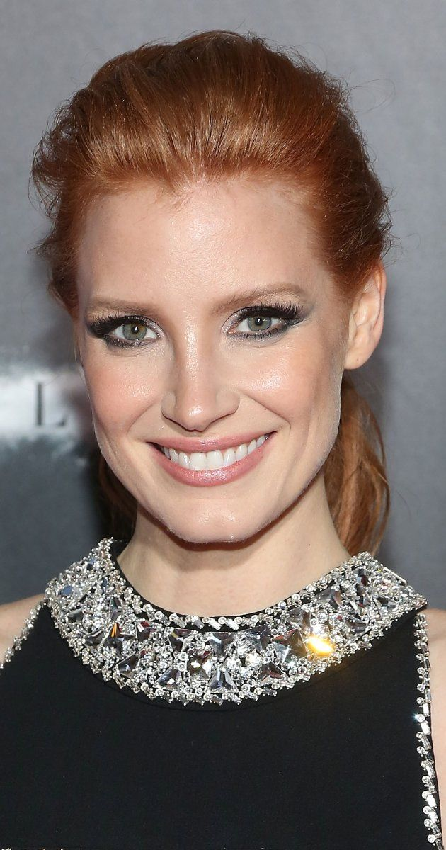 Jessica Chastain at event of Interstellar (2014)