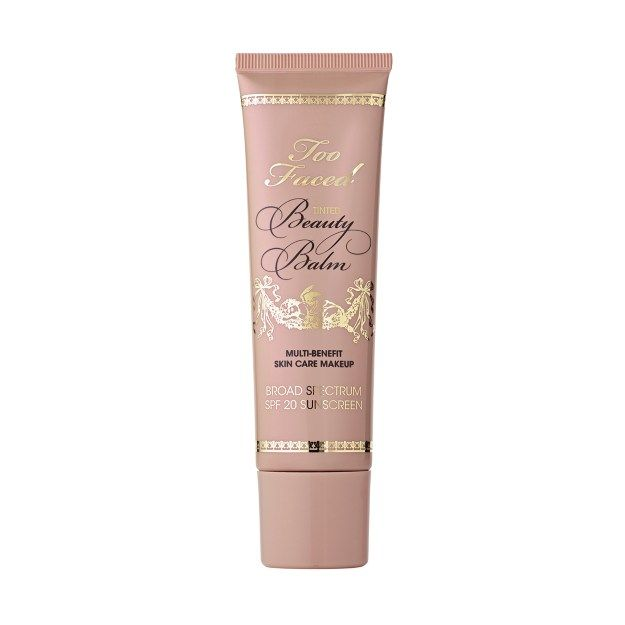 Get a Dewy Finish with Too Faced BB Cream