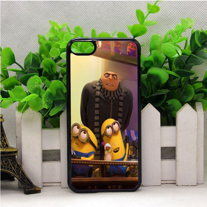 DESPICABLE ME GRU AND MINIONS IPOD TOUCH 6