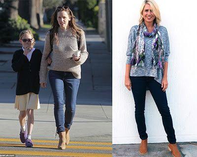 Jennifer Garner Get the Look... Our 5 Favourite Fashionista Mums