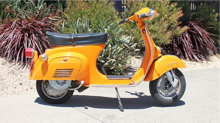 1974 VESPA 125 PRIMAVERA (C-32)  The Primavera is the epitome of fun. Small, nimble and light which makes it perfect for city riding. The compact 125cc motor is more than enough to propel this lightweight up to 55 mph. This particular Primavera is in superb original condition, top to bottom.  #Vespa #VintageScooter #VespaStyle #VintageVespa #ItalianClassic #VespaHobby #VespaGS #VintageStyle #VintageCollector #Scooterholic #RestoredScooter #SanFrancisco #YelpSF #SFLove