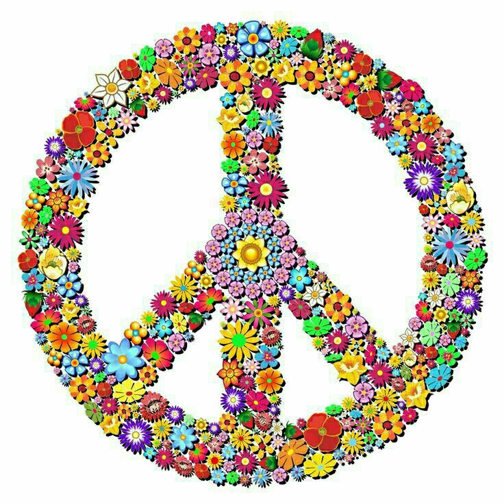 #IDWP I Declare World Peace
