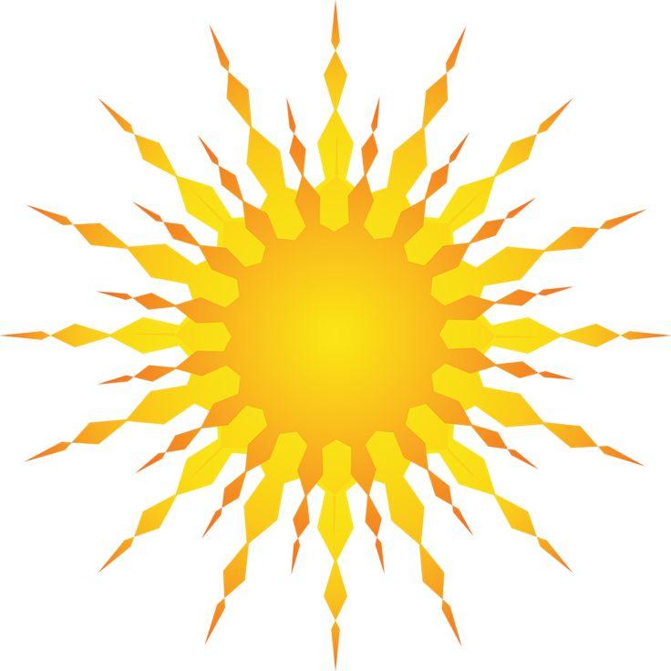 Солнце картинка анимашка