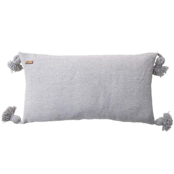 Moroccan Grey-tyynynpäällinen