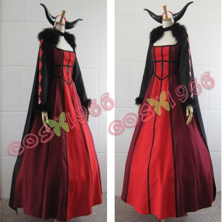 Maoyu Mao Yusha Demon King Anime Cosplay Costume Halloween Witch Party Costumes Dress+Cape+Scarf+Headwear #Halloween Witch Costumes  	Maoyu Mao Yusha Demon King Anime Cosplay Costume Halloween Witch Party Costumes Dress+Cape+Scarf+Headwear  	Parcel included: Dress+Cape+Scarf+Headwear  																																																																																																	  				 					  ...