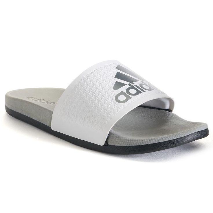 Adidas Adilette Supercloud Plus Men's Slide Sandals, Size: