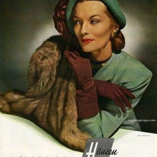 1940 luvas e outros deslumbramento
