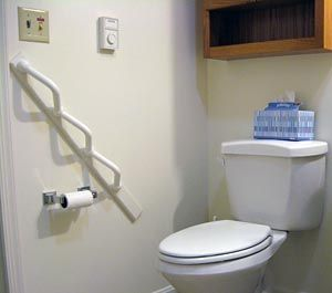 seniors and safety top 5 ideas for making the bathroom safe for mom or dad
