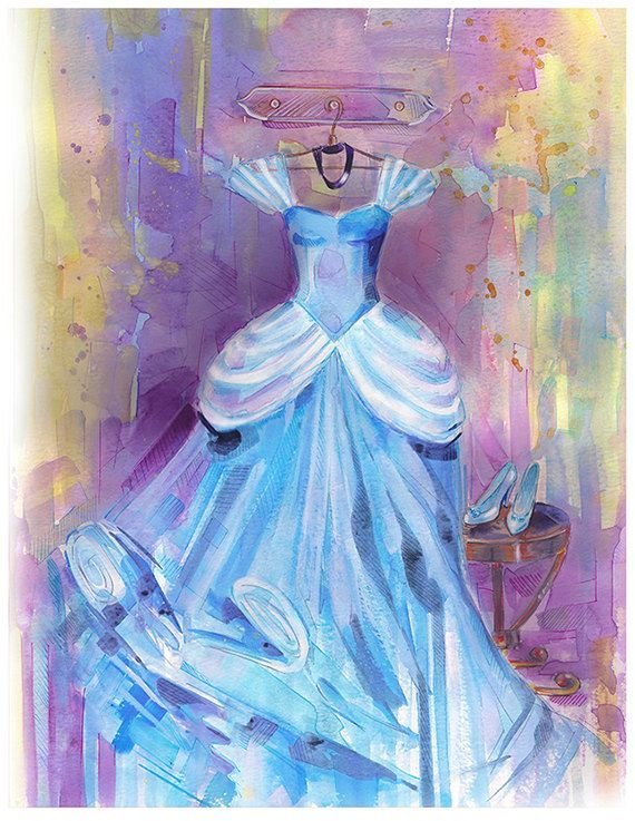 Modern Nursery Art, Disney princess, Disney Frozen Elsa, Frozen Anna, Cinderella, Snow White, princess nursery, nursery artwork   – eyecandy