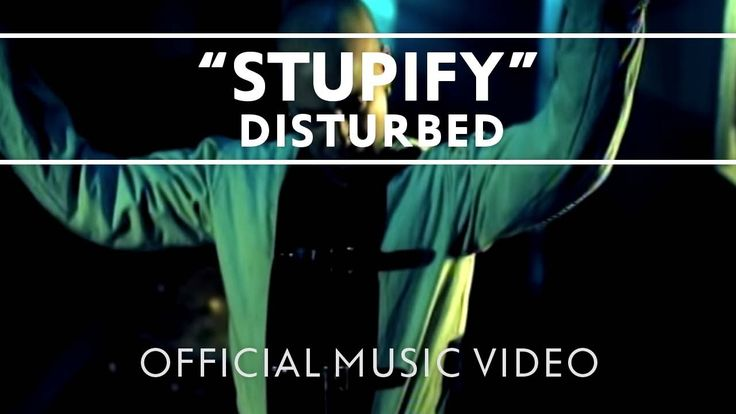 #Disturbed #Stupify #Rock ...Why, do you like playing around with My, narrow scope of reality I, can feel it all start slipping I think I'm breaking down...