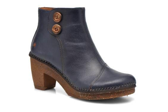 Bottines et boots Amsterdam 362 Art vue 3/4