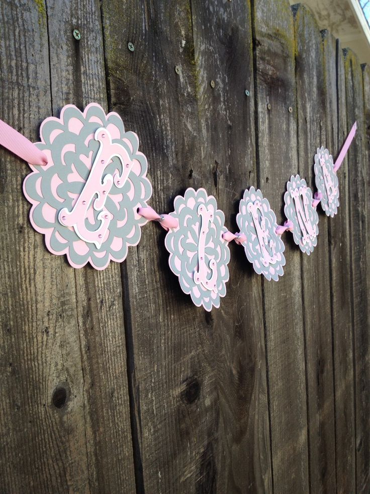125 Best Images About Homemade Banners On Pinterest