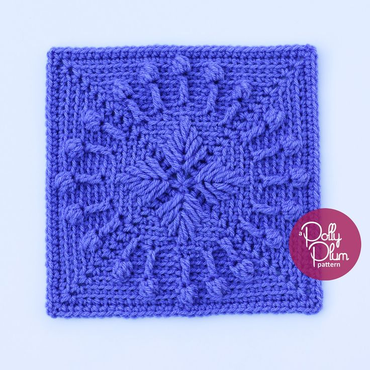 Today's pattern is called Don't Get Around Much Anymore. This is Square number 14 of the Stardust Melodies Crochet Along series. Click here to favorite, queue, or hook up a project page…