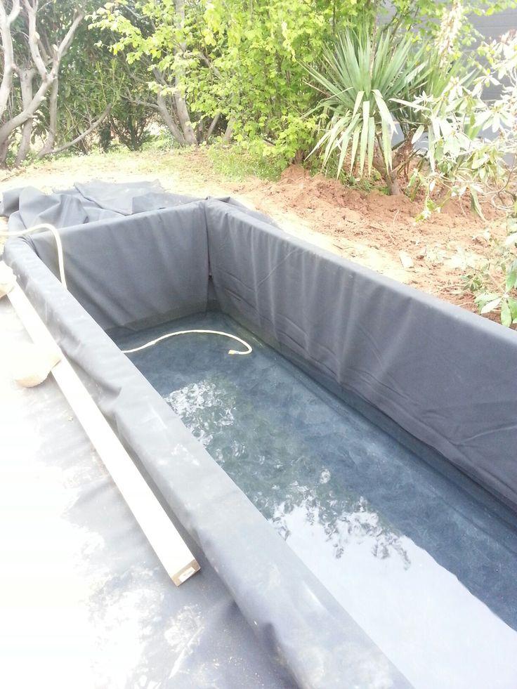 25 best ideas about bache pour bassin on pinterest. Black Bedroom Furniture Sets. Home Design Ideas
